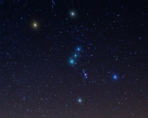 orion, hunter, constellation